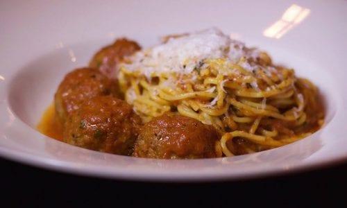 Frankie's Spaghetti & Signature Meatballs