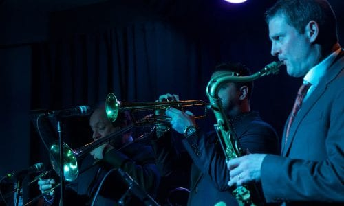 Frankie's Jazz Club Vancouver