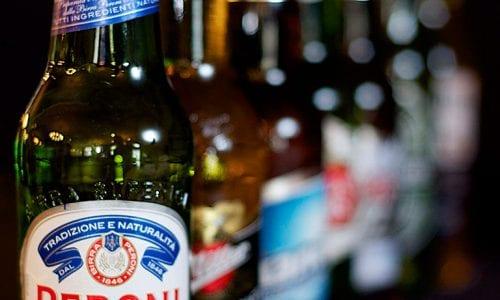 Premium Import & Domestic Beers