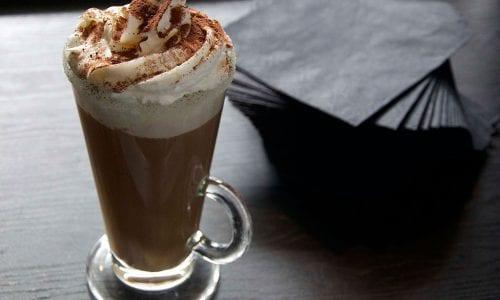 Specialty Coffee at Frankie's Jazz Club